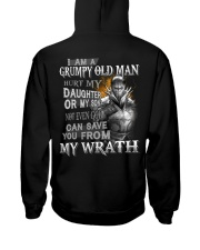 GRUMPY OLD MAN  Hooded Sweatshirt thumbnail