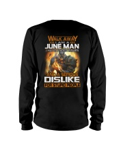 JUNE MAN  Long Sleeve Tee thumbnail