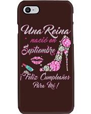 Una Reina Septiembre Phone Case thumbnail