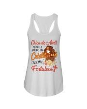 H - CHICA DE ABRIL Ladies Flowy Tank thumbnail