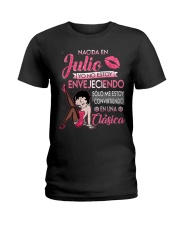 REINA DE JULIO Ladies T-Shirt front