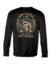 MAY KING Crewneck Sweatshirt thumbnail