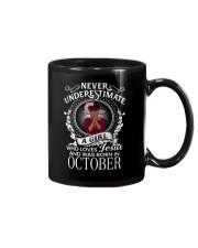 OCTOBER JESUS Mug thumbnail