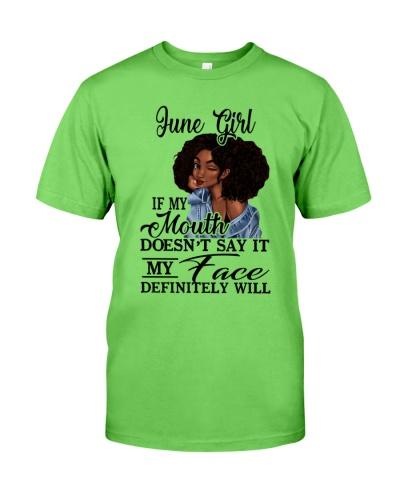 JUNE GIRL- D