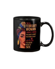 H- FEBRUARY WOMAN Mug thumbnail