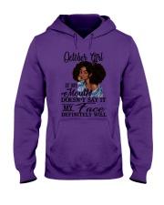 OCTOBER GIRL - D Hooded Sweatshirt tile