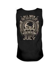 All Men T7 Unisex Tank thumbnail