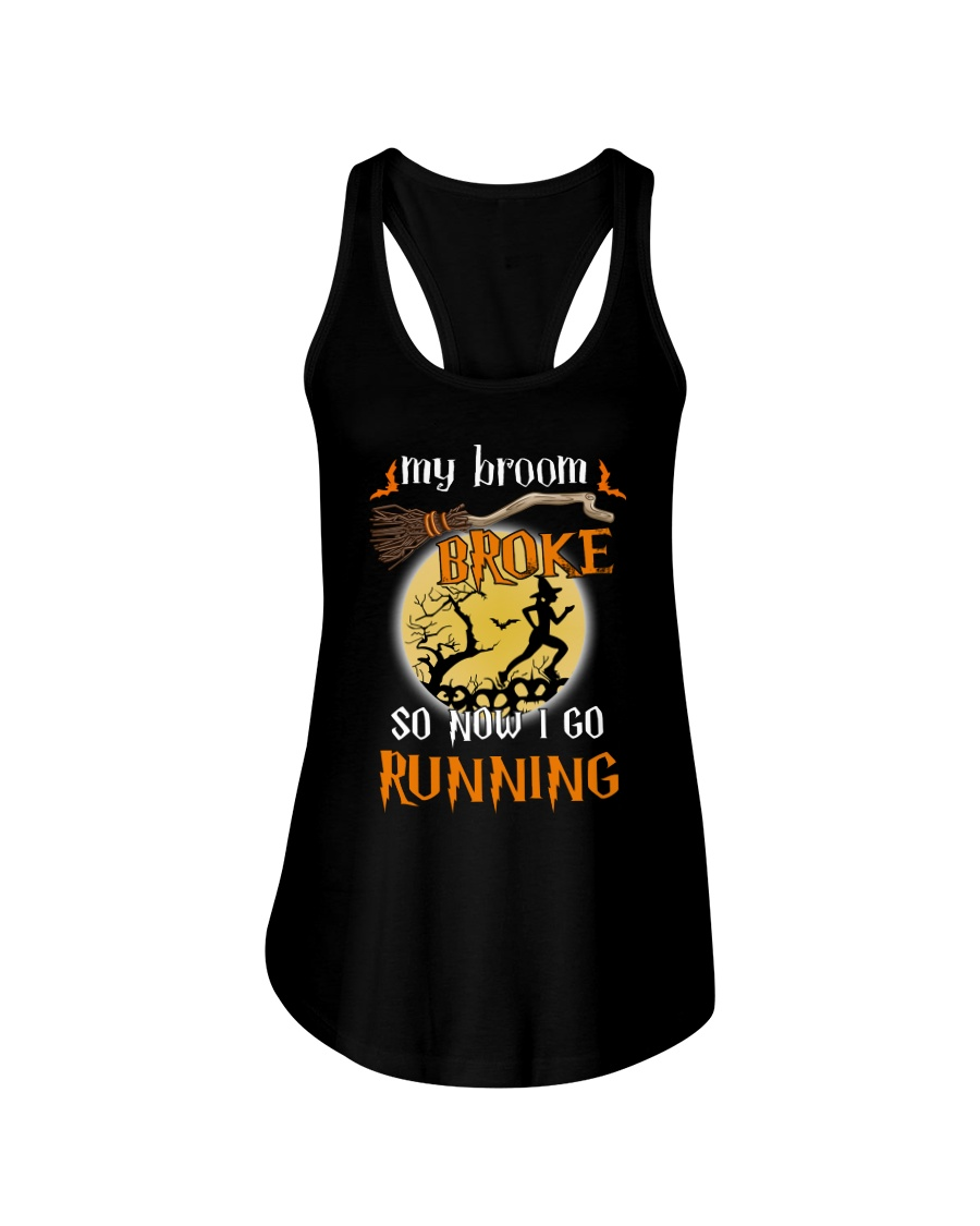 RUNNING OUTFITS Ladies Flowy Tank