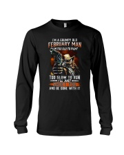 Grumpy old man-T2 Long Sleeve Tee thumbnail