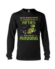RUNNING FIFTIES Long Sleeve Tee thumbnail