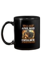 APRIL MAN  Mug tile