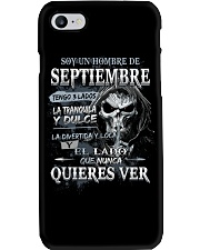 H - CHICO DE SEPTIEMBRE Phone Case tile