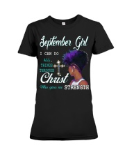 September Girl Premium Fit Ladies Tee thumbnail