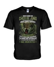 CHICO DE JUNIO V-Neck T-Shirt tile