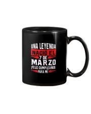 7 DE MARZO Mug thumbnail