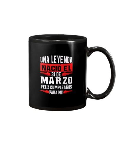31 DE MARZO