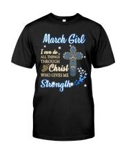 H - March Girl Classic T-Shirt thumbnail