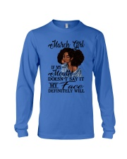SPECIAL EDITION- D Long Sleeve Tee tile