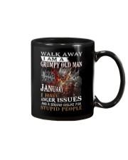 H - GRUMPY OLD MAN M1 Mug thumbnail