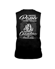 Best printing graphic tee shirt design for grandpa Sleeveless Tee tile