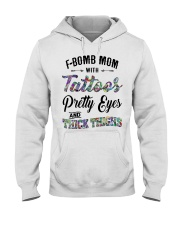 F-BOMB MOM Hooded Sweatshirt thumbnail