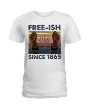 SPECIAL EDITION LHA Ladies T-Shirt tile