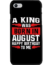AUGUST KING Phone Case thumbnail