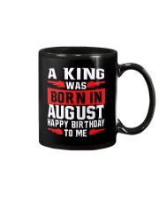 AUGUST KING Mug thumbnail