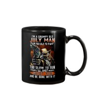 H- JULY MAN Mug thumbnail
