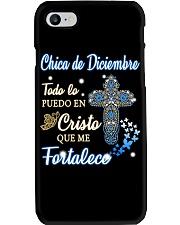H - CHICA DE DICIEMBRE Phone Case thumbnail