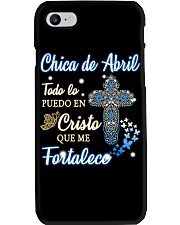 H - CHICA DE ABRIL Phone Case thumbnail