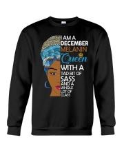 DECEMBER QUEEN Crewneck Sweatshirt tile