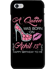 APRIL QUEEN Phone Case tile