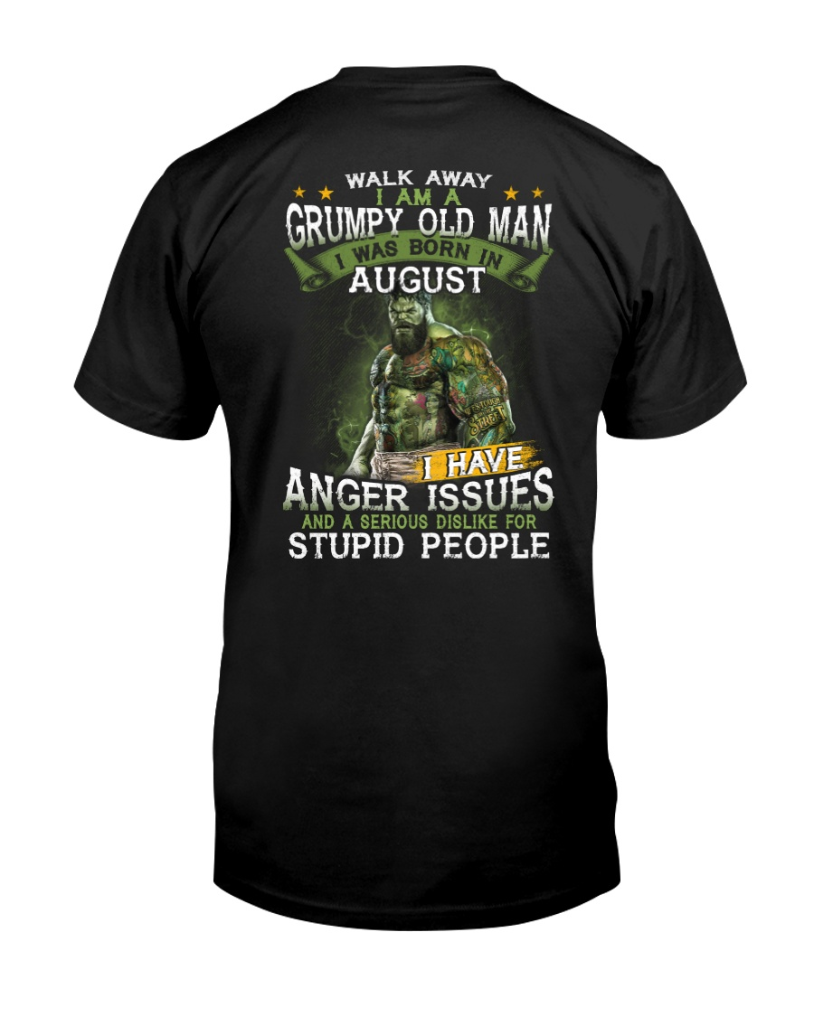 H - AUGUST MAN Classic T-Shirt