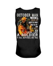 OCTOBER MAN Unisex Tank thumbnail