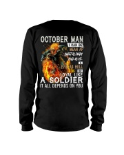 OCTOBER MAN Long Sleeve Tee thumbnail