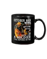 OCTOBER MAN Mug thumbnail