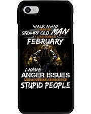 FEBRUARY MAN Phone Case thumbnail