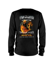 H - NOVEMBER MAN Long Sleeve Tee thumbnail