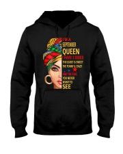 SEPTEMBER QUEEN Hooded Sweatshirt thumbnail