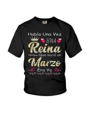 REINA DE MARZO Youth T-Shirt thumbnail