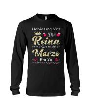 REINA DE MARZO Long Sleeve Tee thumbnail