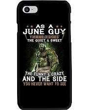 H - JUNE GUY Phone Case thumbnail