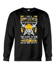 GRUMPY ELECTRICIAN Crewneck Sweatshirt thumbnail