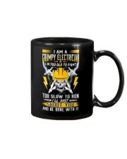 GRUMPY ELECTRICIAN Mug thumbnail