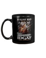 AUGUST MAN LHA Mug tile