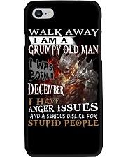 H - GRUMPY OLD MAN M12 Phone Case thumbnail