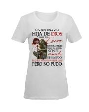 CHICA DE ENERO Ladies T-Shirt women-premium-crewneck-shirt-front