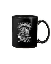 H- OCTOBER MAN  Mug thumbnail