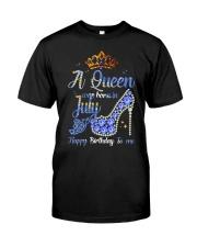 JULY QUEEN-D Classic T-Shirt thumbnail